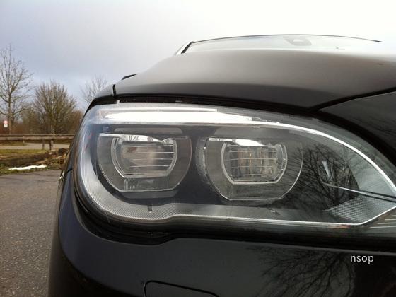 BMW 750Ld Sixt