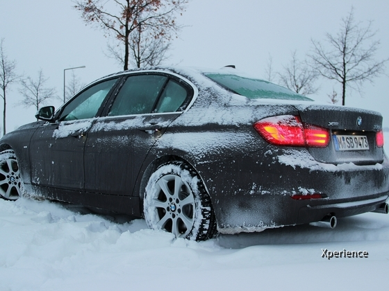 BMW 335i xDrive (F30) Luxury Line