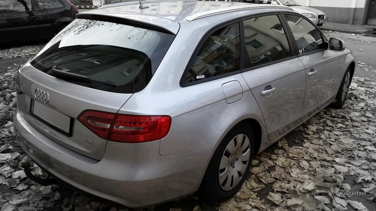 Audi A4 Avant 2.0 TDI (4)