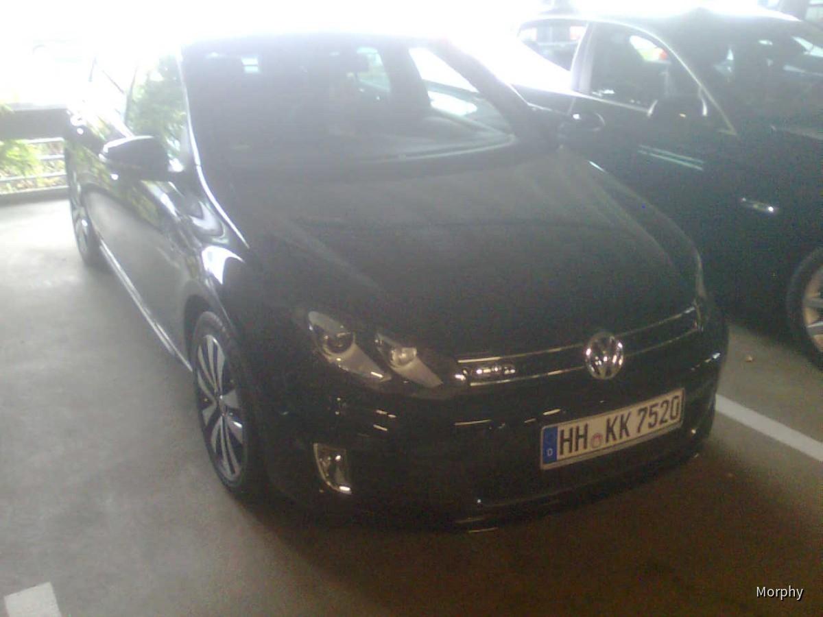 Golf GTD Von Europcar
