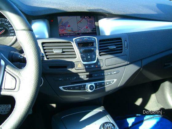 Renault Laguna Coupe Innenraum