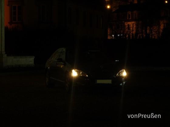 Europcar XCAR Mercedes Benz S350L