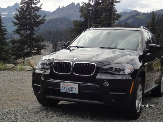 BMW X5 35i | Sixt Seattle-Tacoma Airport