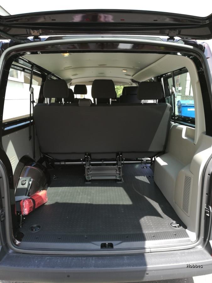 VW Transporter (T6) 2.0 TDI 110kW | Sixt Nürnberg Zentrum