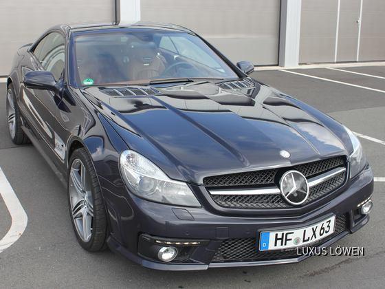 Mercedes-Benz SL 63 AMG 1