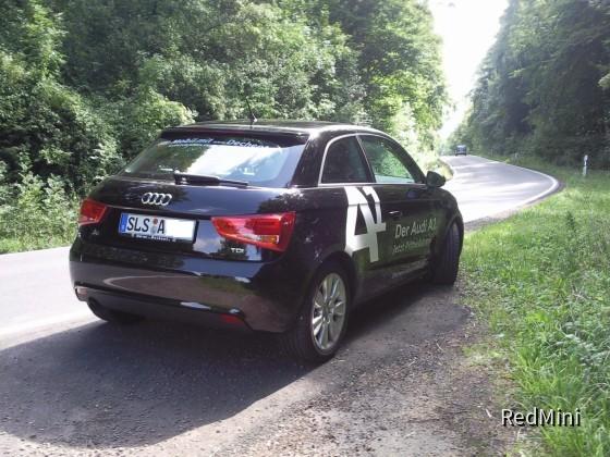 Audi A1 TDI  Euromobil
