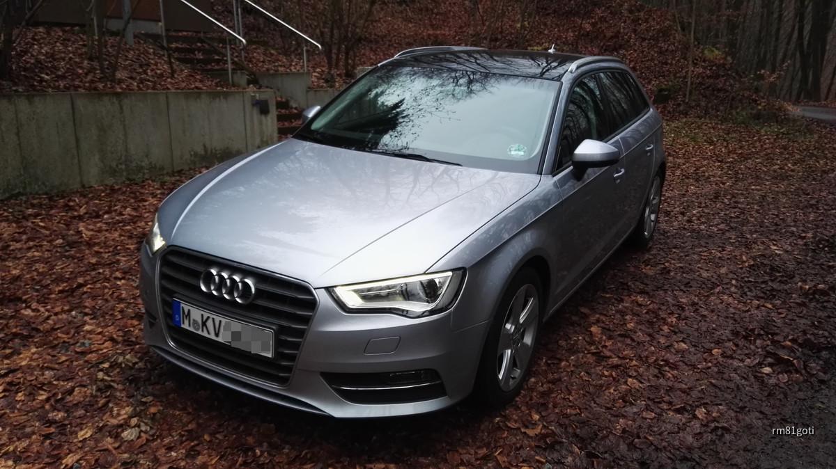 Audi A3 SB TDI
