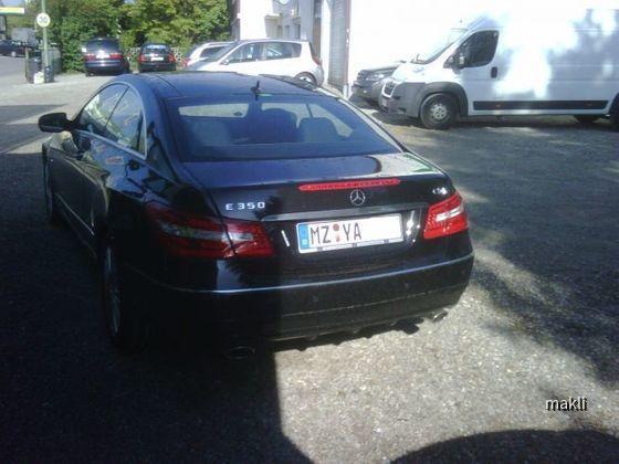 MB 350 CDI Europcar