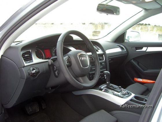 Audi A4 2.0 TDI Avant von Sixt