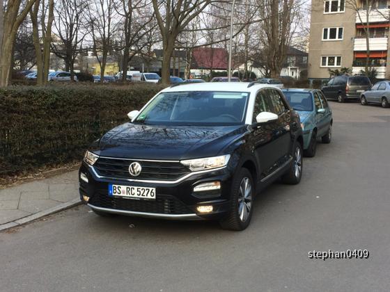 10 VW T Roc