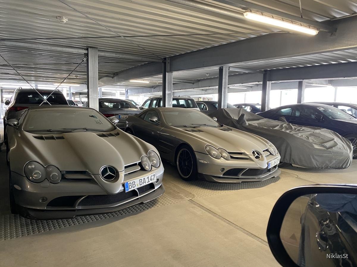 SLR Sammlung