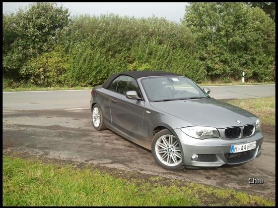 BMW 120d Cabrio