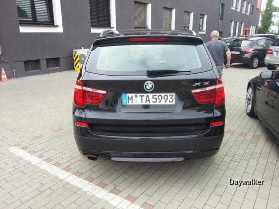 BMW X3 (unbekannte Motorisierung)