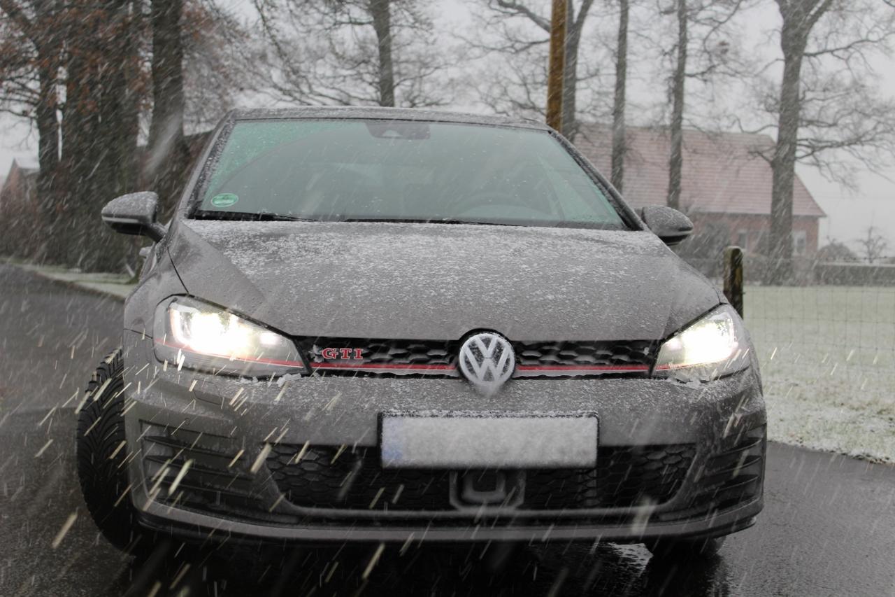 VW Golf GTI Performance