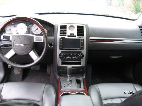Europcar Chrysler 300 CC Automatik