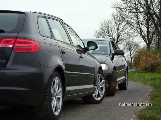 Audi A3 Sportback 2.0 TDI von Sixt
