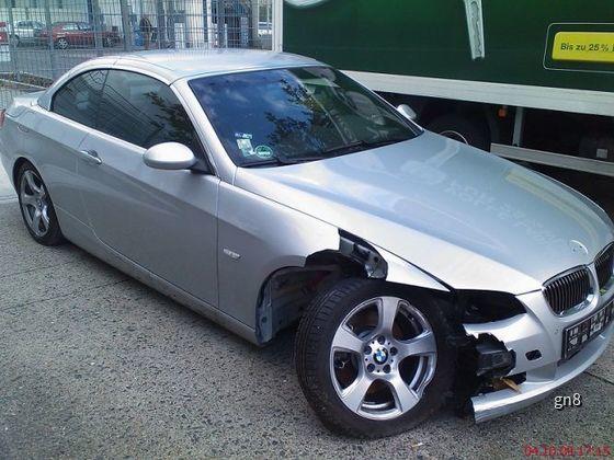 BMW 325d Cab Schrott
