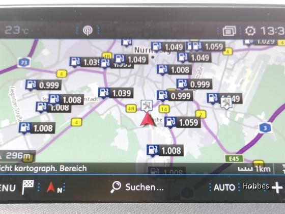 Peugeot 5008 ALLURE SUV 1.5L BLUEHDI 130 | Sixt Nürnberg Süd