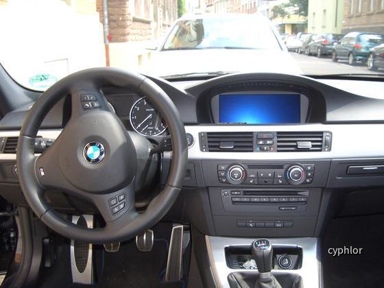 BMW 318i M-Paket Stuttgart Zentrum