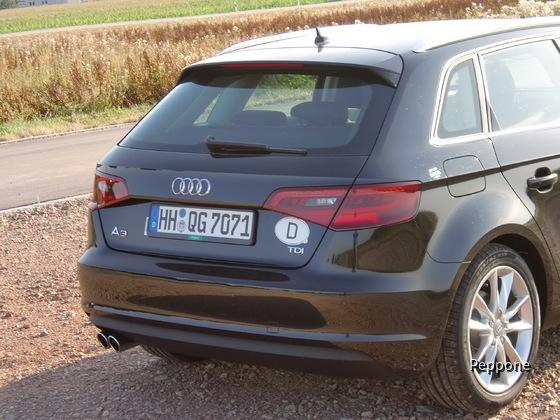 Audi A 3 Sportback 2.0 TDI 009