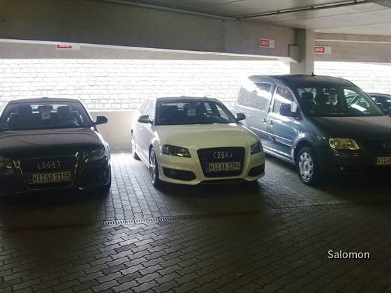 Audi S3 Sportback Avis