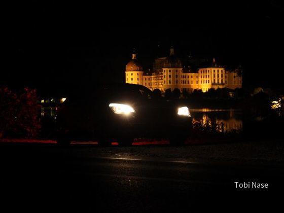 730d von Sixt - in dunklen Gefilden