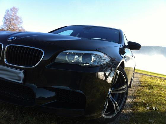 BMW M5 Sixt