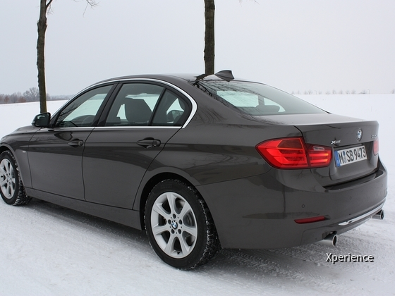 BMW 335i xDrive Luxury Line