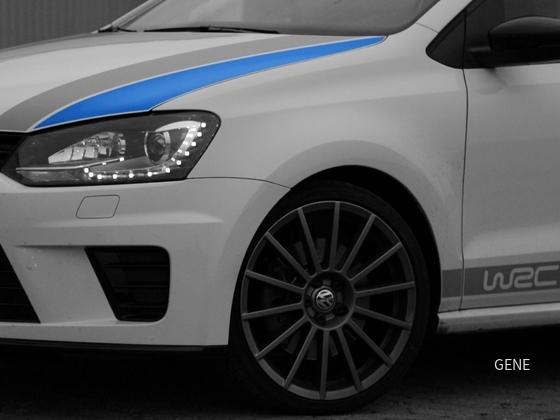 VW Polo R WRC Street - Detailansicht 2