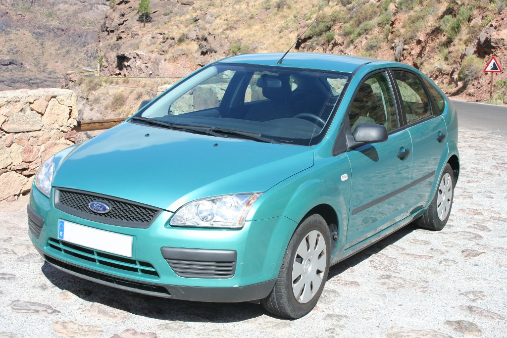Ford Focus von Hertz