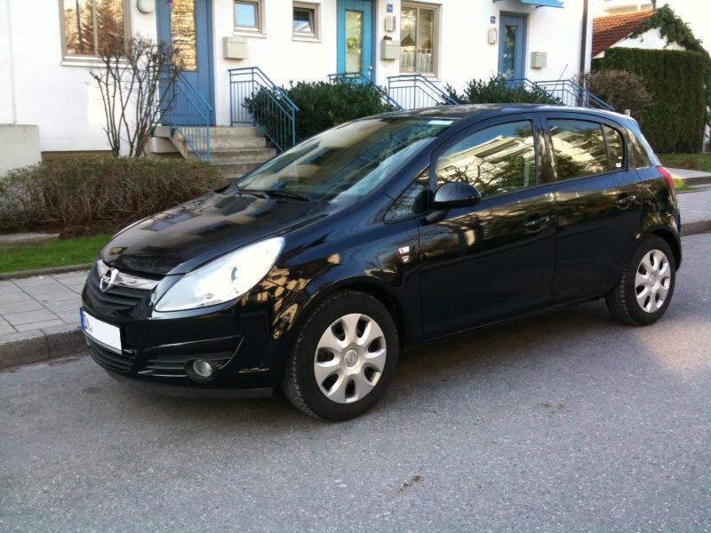 Opel Corsa 5door |Hertz