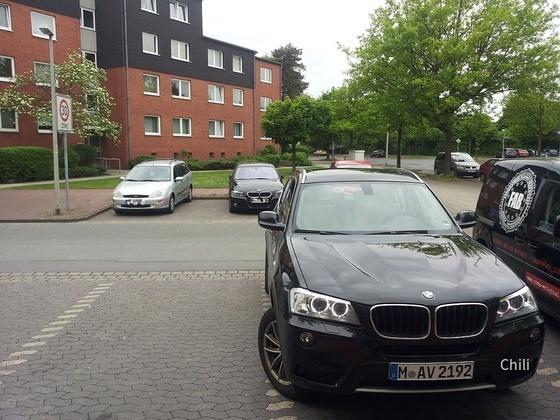 BMW X3 20dA