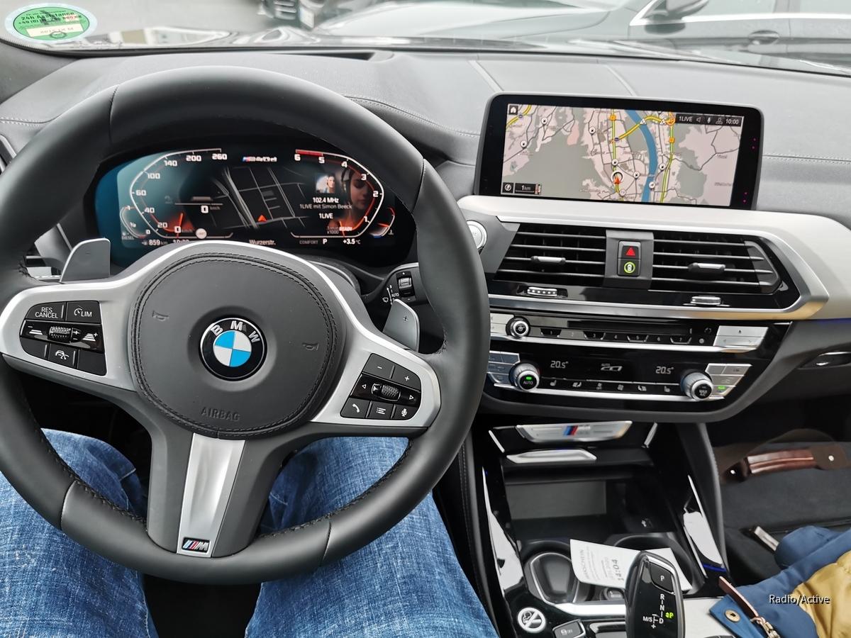 BMW X4 M40d   Sixt Bonn-Bad Godesberg