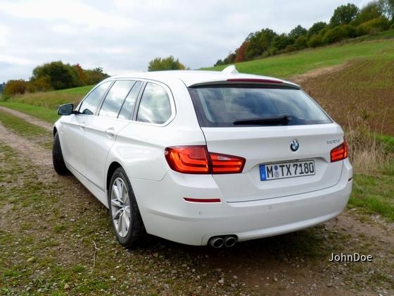 BMW 520dA Touring | Sixt Detmold