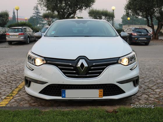 Renault Megane GT-Line dci130