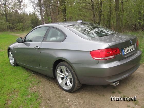 BMW 320d Coupe, krasser_fritz