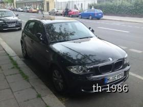 BMW 120d Sixt Cottbus Wochenendmiete