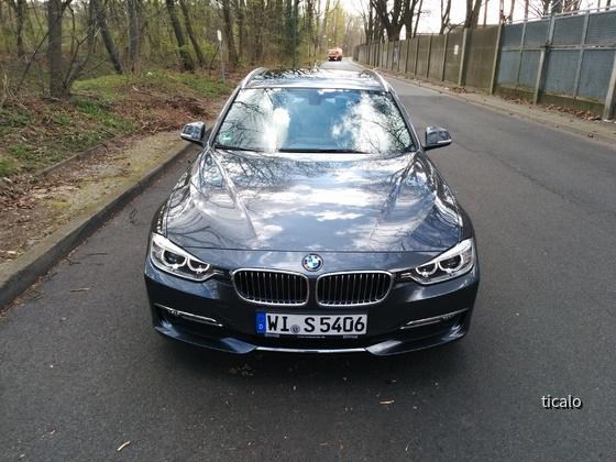 BMW 318d Touring F31 Luxury Line (Enterprise)