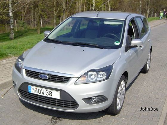 Ford Focus Turnier 1.6, Sixt