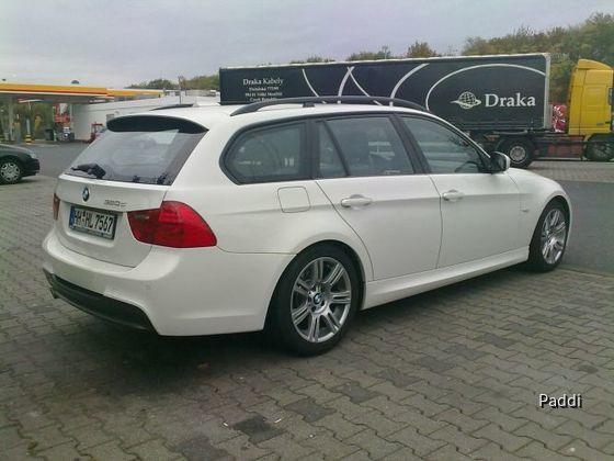 BMW 320d Touring M- Paket Europcar
