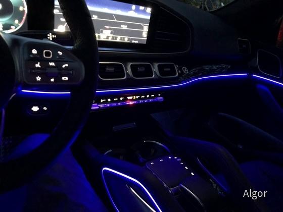 Mercedes Benz GLE 350d