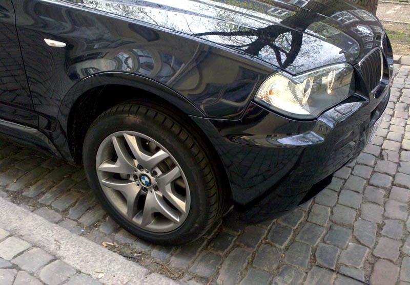 BMW X3 xDrive20dA