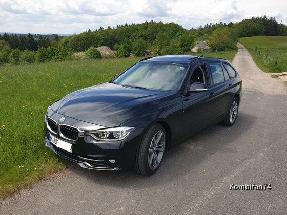 BMW 340i touring Sport Line