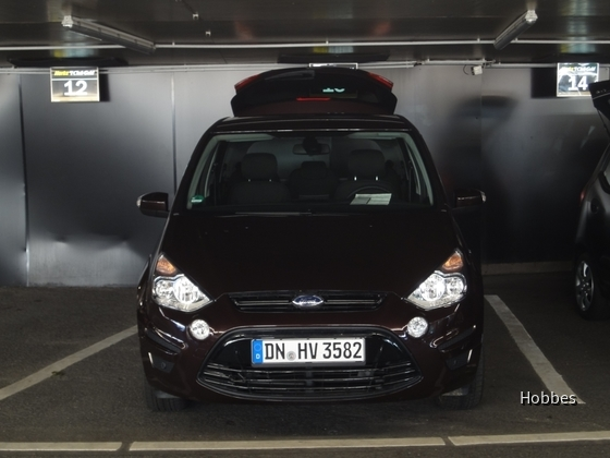 Ford S-MAX TDCI 2.0   Hertz HAM