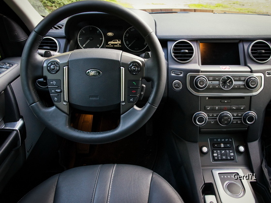 Land Rover Discovery 06