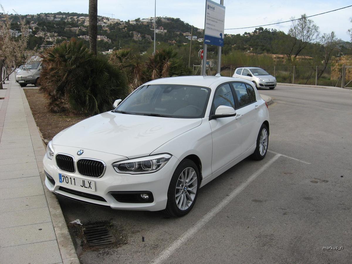 Sixt BMW 118dA