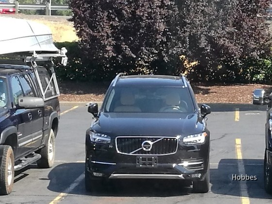 Volvo XC90 T6 | Sixt Seattle International Airport