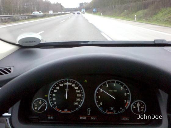 BMW 535i GT