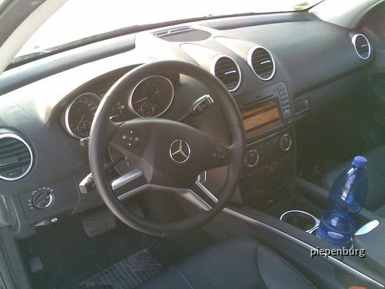 ML 350 CDI 4 MATIC Europcar