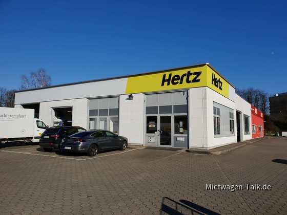 Hertz Hamburg Stresemannstraße
